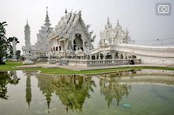 Wat Rong Khun — самый необычный буддийский храм